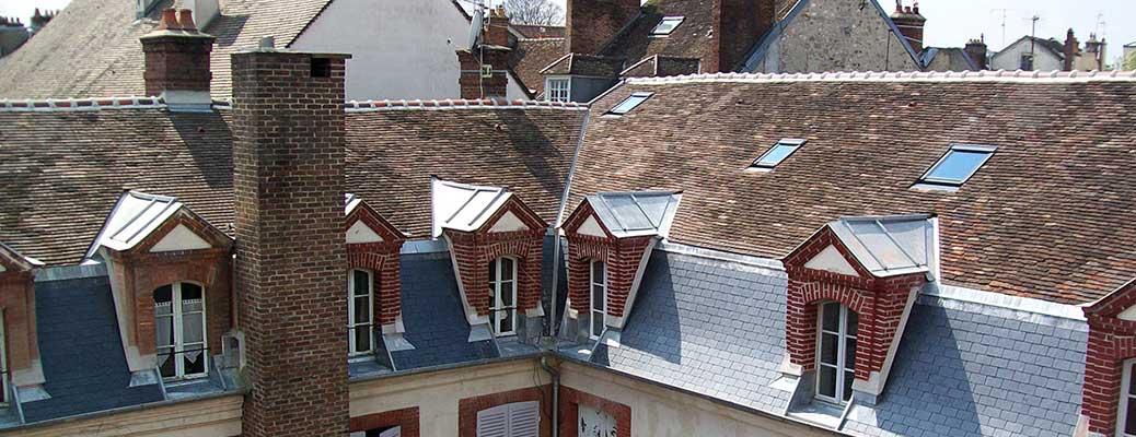 Cottin toiture